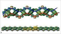 №4 Beaded Chain Pattern