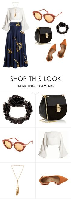 """""""Flair"""" by pinkygalinato ❤ liked on Polyvore featuring Givenchy, Chloé, Karen Walker, Natasha Zinko and DAMIR DOMA"""