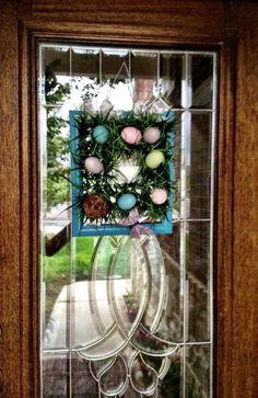 DIY Front Door Easter Decorating Ideas 24