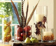 South Shore Decorating Blog: Thanksgiving Table -- Better Late Than Never
