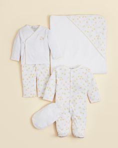 Kissy Kissy Infant Unisex Rubber Duckie Wardrobe Essentials - Sizes 0-9 Months | Bloomingdale's