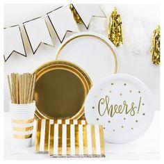 Spritz Gold Foil Party Collection : Target
