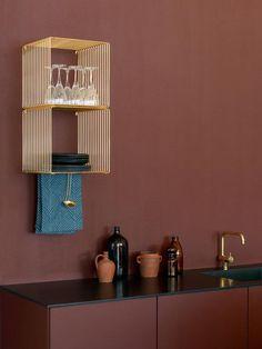 Montana Panton Wire von Verner Panton, 1971 - Designermöbel von smow.de