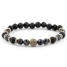 Buy Lucleon - Blue Agate & Lava Miro Bracelet for only Shop at Trendhim and get returns. We take pride in providing an excellent experience. Buddha Armband, Bracelets For Men, Beaded Bracelets, Diamond Bracelets, Bangles, Engraved Bracelet, Lava Bracelet, Stone Beads, Mens Fashion