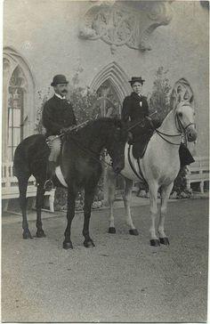 Alexandra and Ernst