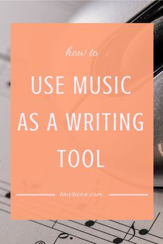 Just because your work in progress isn't a movie or television show YET doesn't mean you can't use music as an additional level of creativity to impact your story.
