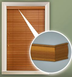 """Possibility for Music Room Bali® Essentials 2"""" Wood Blinds"""