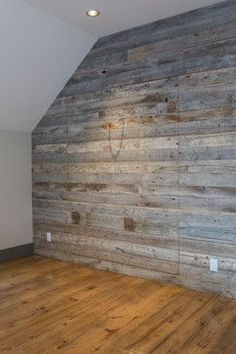 Guest Murphy bed idea w hidden night stands Teton Pines rustic bedroom