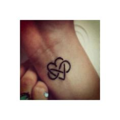 infinite love | Tumblr ❤ liked on Polyvore featuring tattoos, pictures, tatoos, tats and tattoos & piercings