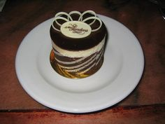 Mrs. London's in Saratoga Springs, NY<3  :) Their Chocolate Bourbon Cake is the best thing I've EVER tasted!