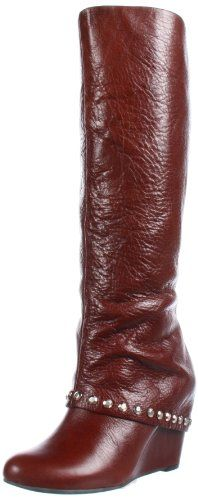 BCBGeneration Walla Damen Braun Mode-Knie hoch Stiefel Neu/Display EU for sale Cool Boots, Wedge Boots, Cool Things To Buy, Stuff To Buy, Bcbgeneration, Shoes Outlet, Partner, Brown Boots, Shoes Online