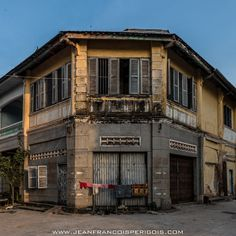 https://flic.kr/p/G6L3TS | Old House in Kampot | Old house in th center of Kampot, Cambodia