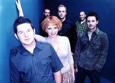 Sixpence None The Richer. If your a 90's kid you remember their song, KISS ME...