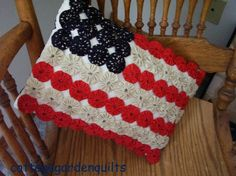 @maryvaughan you could sew make your flowers to match this craft!