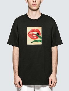 CARHARTT Wip College T SHIRT BIANCO NERO SCRIPT tee streetwear