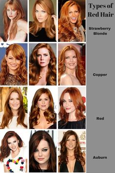 Strawberry blonde feels like such a cute hair color to have, right? Strawberry blonde is a trendy hair color. Basically, strawberry blonde is A shade of ha Shades Of Red Hair, Orange Shades, Dark Shades, Light Shades, Hair Color For Fair Skin, Ginger Hair, Gorgeous Hair, Beautiful, Hair Looks