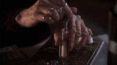 Beka Valentine's knuckle rings