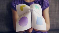 Le coin-coin en papier - D.I.Y. pour apprendre ses formes, ses couleurs et ses chiffres - TPL Moms