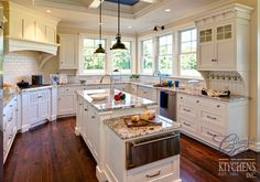 Colonial Craft Kitchens, Incs Design Ideas, Pictures, Remodel, and Decor