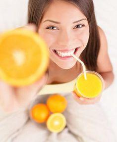 Cosa mangiare per avere una #pelle liscia e idratata!