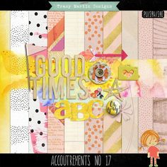 Quality DigiScrap Freebies: Accoutrements No 17 mini kit freebie from Tracy Martin Designs