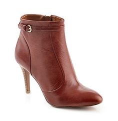"Nine West® ""Mainstay"" High Heel Ankle Boot at www.bonton.com"