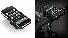 This mount positions your phone conveniently on your bicycle, so you can cycle and listen to music with ease.