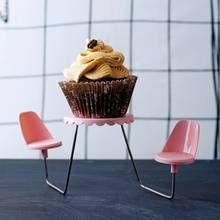 Barcomi's :: Mokka Cupcakes mit Espresso Frosting