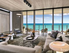 18 Miami Homes with Ocean Views   LuxeDaily - Design Insight from the Editors of Luxe Interiors + Design
