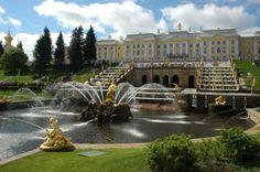 Peterhoff Palace, Russia | Picfari.com