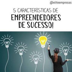 Ser empreendedor é uma característica inata ao empresário que gosta de se desafiar, não se contenta com o lugar-comum e a segurança de um emprego, está disposto a correr riscos e, mais importante, está sempre pronto para inovar.  Saiba quais são as 5 características: http://contabilidadeelite.rdstationblog.com.br/caracteristicas-empreendedores-sucesso/  #eliteempresas #empreender #microempreendedor #negóciopróprio #sebrae #pequenasempresas #empreendedor #empresários #empreendedorismo