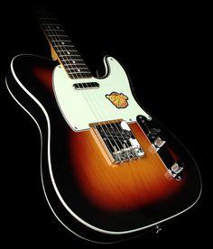 Squier by Fender Classic Vibe Telecaster Custom Electric Guitar 3-Tone Sunburst