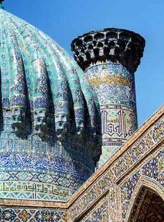 architecture : OUzbekistan