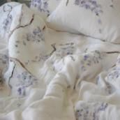 Wisteria duvet cover and 2 pillow cases