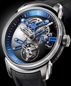 Angelus U20 Ultra-Skeleton Tourbillon Watch Watch Releases