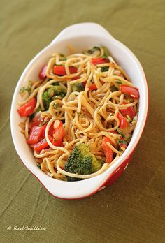 The other day a friend of mine asked me as to why I have not been posting Kids' recipes often. She said it is helpful for moms like her with picky eaters to get Vegetable Noodles, Vegetarian Recipes, Healthy Recipes, Picky Eaters, Spaghetti, Yummy Food, Vegetables, Simple, Ethnic Recipes