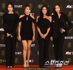 Sistar @ Gaon Disc Awards