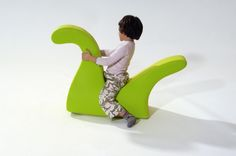 Dino Soft® by PLAY+ / Design by ZPZ Partners