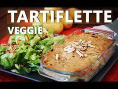 TARTIFLETTE VEGGIE   RECETTE VEGANE - YouTube