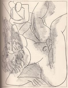 Henri Matisse's Rare 1935 Etchings for James Joyce's Ulysses | Brain Pickings