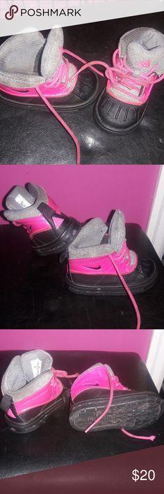 596277a4b4223 Kids Nikes ACG High top Nikes Nike ACG Shoes Boots Nike Acg
