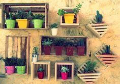 Ideas para reutilizar cajones - Ecocosas