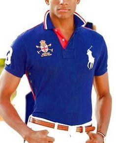Tout l'univers de la marque au cavalier de polo est soldé jusqu'à -50% chez Ralph Lauren