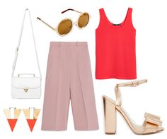 Pink Culottes http://www.onmycurves.com