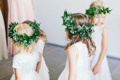 Blumenkinder. Hochzeitsfotograf Andrej Pavlov. Flower children wedding