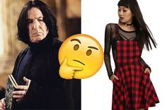 Go Shopping At Hot Topic To Find Out Why You Got Detention From Professor Snape