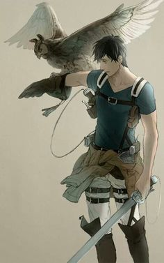 Bertholdt Hoover. Shingeki no Kyojin--I love him so much-3-
