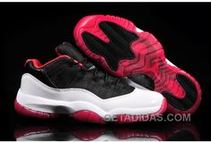 http://www.getadidas.com/air-jordan-11-low-top-black-red-white-authentique.html AIR JORDAN 11 LOW TOP BLACK RED WHITE AUTHENTIQUE Only $78.00 , Free Shipping!
