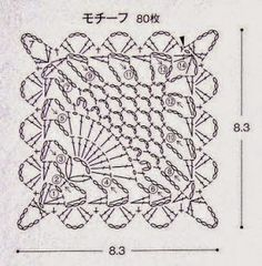 World crochet: My works 27