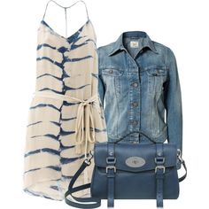 Tye Dye Dress :)